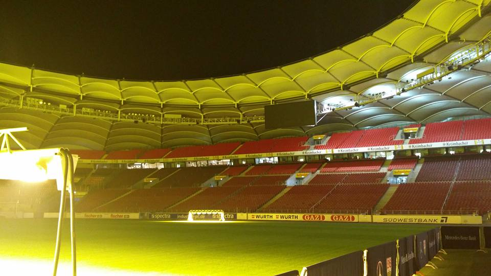 Mercedes-Benz Arena in Stuttgart
