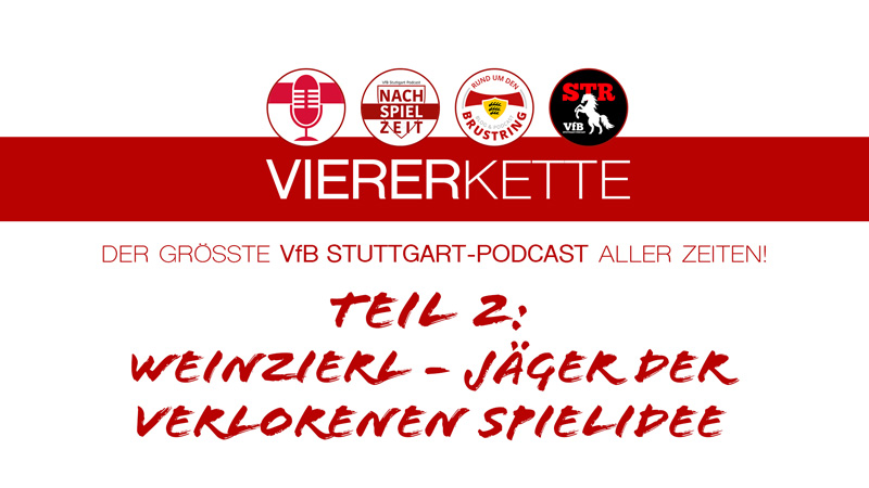 VfB Viererkette - Teil 2
