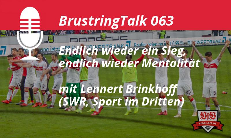 VfB Stuttgart Fanpodcast BrustringTalk, Ausgabe 64