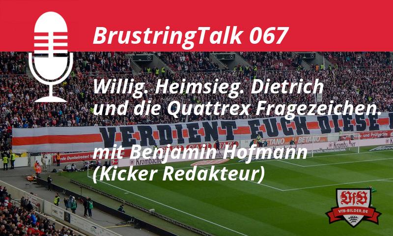 BrustringTalk 067 mit Benjamin Hofmann von Kicker