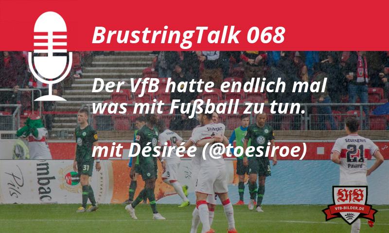 Der VfB hatte endlich mal was mit Fußball zu tun
