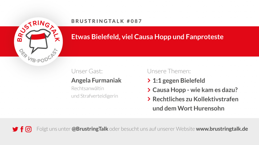 BrustringTalk VfB Fanpodcast Folge 087