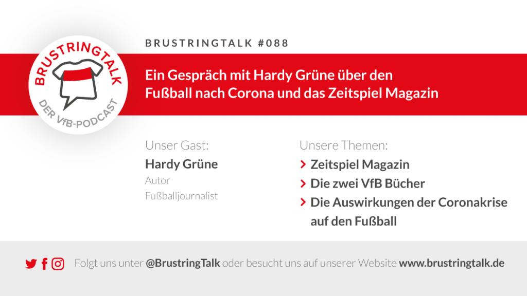 BrustringTalk 088 mit Hardy Grünne